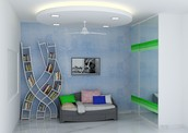 Kids room (NIBM road)