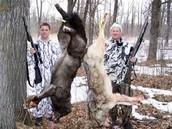 men killed wolfs