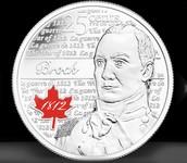Sir Isaac Brock Coin