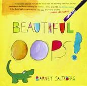 Beautiful Oops!  by Barney Saltzberg