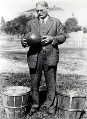 Who was James Naismith