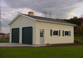 Fully insulated CaveLock Kit Garages and Cool Stores