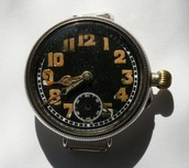 """Radium Watch"""