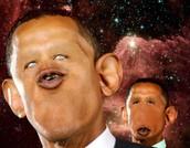That's Obama