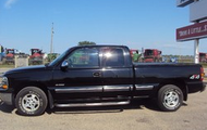 2002 Chevy Ext. Cab