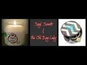 20% OFF YOUR ORDER!                                                                                                                                         SoyL Scents  &  The Old Bag Lady