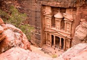 "Dont miss PETRA "" the rose city"""