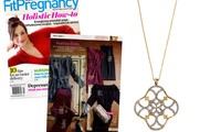 Wesley pendant necklace - NOW $55