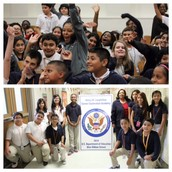 "Longfellow Academy is a ""National Blue Ribbon School"""