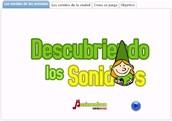 DESCUBRIR LOS SONIDOS