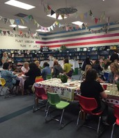 Teacher Luncheon