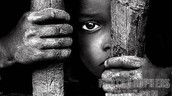 Why does child slavery exist in Africa?