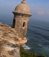 The El Morro Fort.