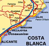 Guadalest, Alicanta