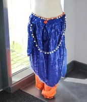 Skirt designed by Namra Malik