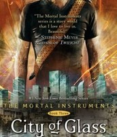 #4 - City of Glass by Cassandra Clare