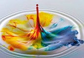 Liquids- composed of molecules that move freely among themselves but do not tend to separate like those of gases.