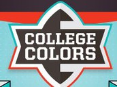 Wednesday, September 21 - College Colors Day