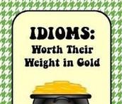 *Idiom Day* March 17, 2016