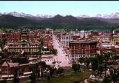 A Denver panorama, 1898
