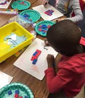 Using Manipulatives in Kinder