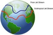 Jet Stream Diagram