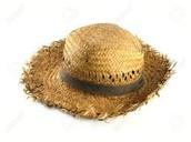 paja sombrero
