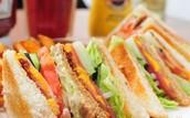 經典起司三明治 JUST RIGHT Cheese Sandwich