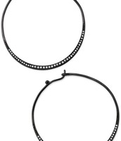 Heiress Hoop Earrings