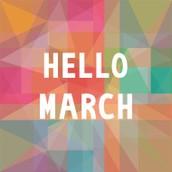 AWANA Spring Calendar