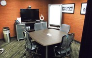 Access to 2 Meeting Rooms