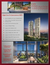 Commonwealth Towers – City Living Above the Rest