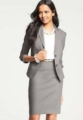 Formal Job Career Interview-Women