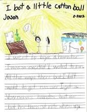 Grade Levels: PreK-5th grade Instructional focus: Writing