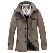 De las camisas a los abrigos, tenemos todo en cualquier color a cualquier precio!