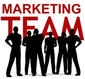 About your marketing team
