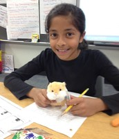 Little Humphrey Hangs with a Learner!!