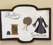 Colonial Signage I