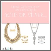 Gold OR Silver?!?!
