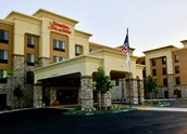 El Hampton Inn