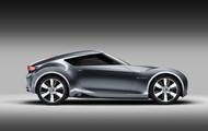 Grey Nissan