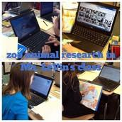 4th Grade Research