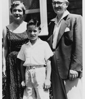 Don McLean with his Parents