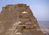 המבצר במצדה