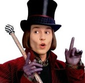 Mr Willy Wonka