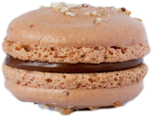 Nuttella Macaron