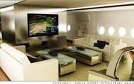 The V.I.P. lounge