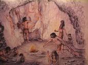 de prehistorie begon 2,5 miljoen jaar geleden tot 100 voor christus.