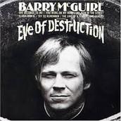 Eye of Destruction - Barry McGuire