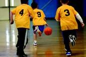 Children's Basketball Team